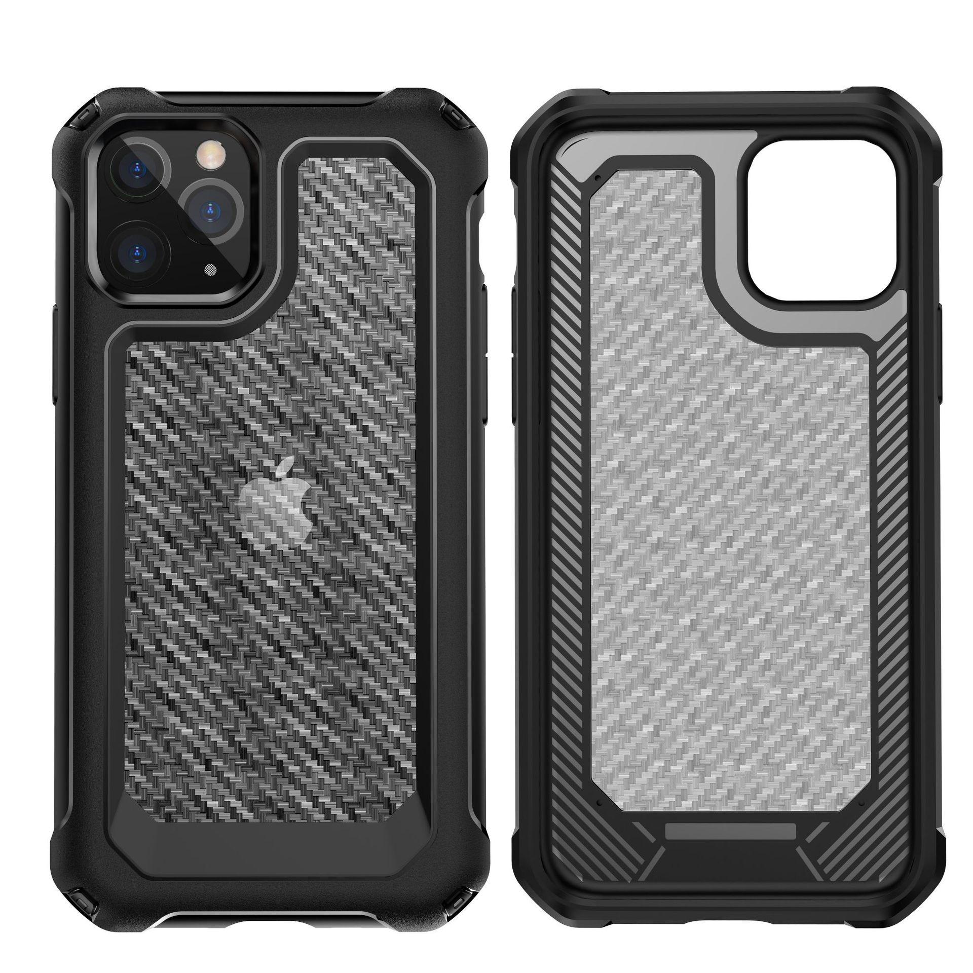 Sleek Carbon Iphone Case